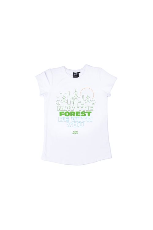May the forest be with you / Ženska majica
